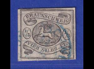 Altdeutschland Braunschweig Mi.-Nr. 5 gestempelt