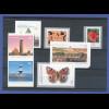 Bundesrepublik alle selbstklebenden Briefmarken des Jahrgangs 2005 komplett **