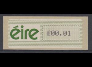 Irland Amiel-ATM 1.Ausgabe 1990, Mi.-Nr. 3 **