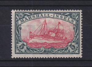 Deutsche Kolonien Marshall-Inseln Mi.-Nr. 27 AI ungebraucht *