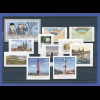 Bundesrepublik alle selbstklebenden Briefmarken des Jahrgangs 2011 komplett **