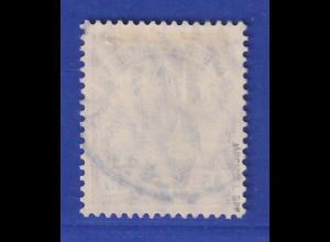Deutsch Ostafrika 45 Heller mit Wz. Mi.-Nr. 36 gestempelt gpr. Jäschke BPP