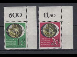 Bundesrepublik 1951 Wuppertal Mi.-Nr. 141-142 Satz kpl **