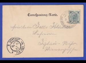 AK Österreich Gruß aus Sonntagsberg gelaufen 1900