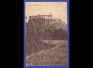 AK Österreich Schloss Riegersburg, Steiermark, gelaufen 1907