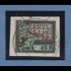 Russland 1922 Flugpostmarke 45 R Mi.-Nr. 200 x gestempelt, Befund Hovest