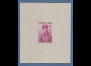Monaco 1938 Blockausgabe Mi.-Nr. Block 1 postfrisch **
