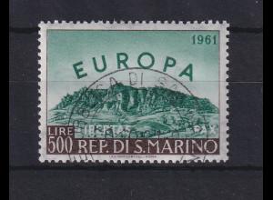 San Marino 1961 Europa Mi.-Nr. 700 gestempelt