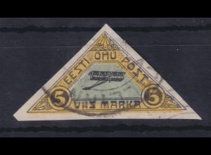 Estland 1920 Flugpostmarke Mi.-Nr. 14 gestempelt