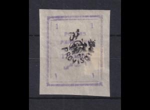 Persien / Iran 1906 Freimarke für Täbris Mi.-Nr. 227 ungebraucht *