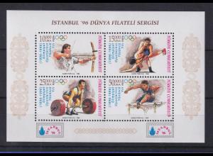 Türkei 1996 100 Jahre Olympische Spiele Mi.-Nr. 31 postfrisch**