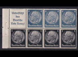 Dt. Reich 1940/41 Heftchenblatt Mi.-Nr. 98 B postfrisch **