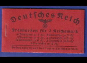 Dt. Reich 1940/41 Markenheftchen Mi.-Nr. 39.5 postfrisch **