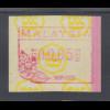 Malaysia 1987 Frama-ATM Mi.-Nr. 1 mit einem ENDSTREIFEN rechts ** SELTEN !