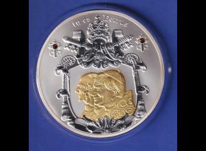 Riesen-Medaille 2013 Drei-Päpste-Jahr 1978