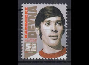 Polen / Polska 2019 Fussballspieler Kazimierz Deyna Mi.-Nr. 5146 **