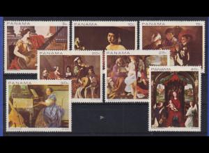 Panama 1968 Musikalische Darstellungen Mi.-Nr. 1087-1093 postfrisch **
