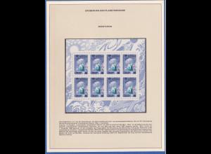 Sowjetunion 1987 Tag der Kosmonautik Mi.-Nr. 5700 KLB **