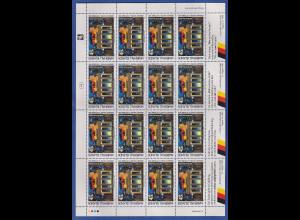Marshall-Islands 1990 Brandenburger Tor Mi.-Nr. 320 ganzer Bogen postfrisch **