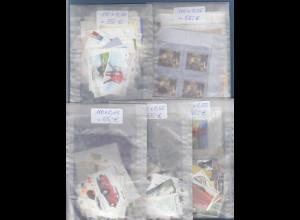Frankaturware Deutschland orig. postfrisch, 500x0,55€ = 275€ Frankaturwert