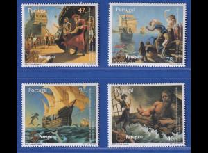 Portugal 1996 Internationale Briefmarkenausstellung POTUGAL`98 Mi.-Nr.2160-63 **