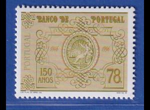 Portugal 1996 150 Jahre Bank von Portugal Mi.-Nr. 2165 **