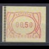 Österreich 1995 FRAMA-ATM Ausgabe Jugendstil-Ornament, Mi.-Nr. 3 **