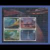 Großbritannien 2011 Blockausgabe TV-Science Fiction Serie THUNDERBIRD Bl.62 **